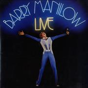 Click here for more info about 'Barry Manilow - Live'