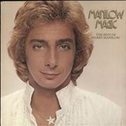 Click here for more info about 'Barry Manilow - Manilow Magic + insert'