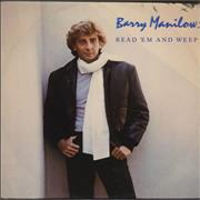 Click here for more info about 'Barry Manilow - Read 'Em And Weep'