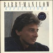 Click here for more info about 'Barry Manilow - Reflections'