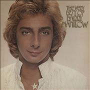 Click here for more info about 'Barry Manilow - The Very Best Of Barry Manilow - EX'