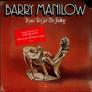 Click here for more info about 'Barry Manilow - Tryin' To Get The Feeling'
