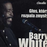 Click here for more info about 'Barry White - Glos, Ktory Rozpala Zmysly'