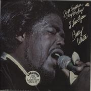 Click here for more info about 'Barry White - Just Another Way To Say I Love You'