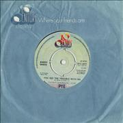 Click here for more info about 'Barry White - You See The Trouble With Me'