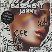 Click here for more info about 'Basement Jaxx - Get Me Off'