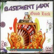 Click here for more info about 'Basement Jaxx - Good Luck'