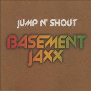 Click here for more info about 'Basement Jaxx - Jump N' Shout'