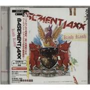 Click here for more info about 'Basement Jaxx - Kish Kash - Promo Sample + Obi'