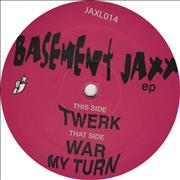 Click here for more info about 'Basement Jaxx - Planet 1 EP'