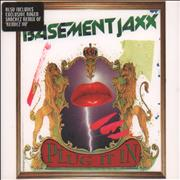 Click here for more info about 'Basement Jaxx - Plug It In'