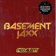 Click here for more info about 'Basement Jaxx - Red Alert'