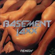Click here for more info about 'Basement Jaxx - Remedy'