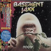 Click here for more info about 'Basement Jaxx - Rooty'