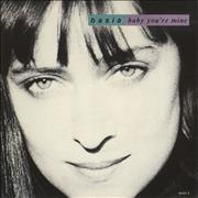 Click here for more info about 'Basia - Baby You're Mine'
