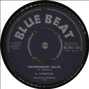 Click here for more info about 'Basil Gabbidon - Independent Blues'
