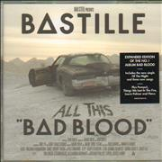 Click here for more info about 'Bastille - All This Bad Blood'