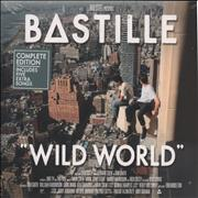 Click here for more info about 'Bastille - Wild World - Sealed Complete Edition'