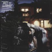 Click here for more info about 'Bat For Lashes - Fur And Gold - Blue/Purple issue - Sealed'