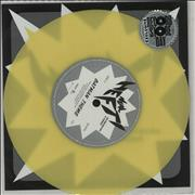 Click here for more info about 'Batman & Robin - Batman Theme - Yellow Vinyl'