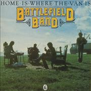 Click here for more info about 'Battlefield Band - Home Is Where The Van Is'