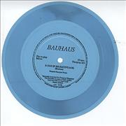 Click here for more info about 'Bauhaus - A God In An Alcove - Flexi'