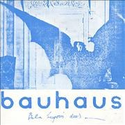 bauhaus vinyl record bauhaus cd music discography page 1. Black Bedroom Furniture Sets. Home Design Ideas