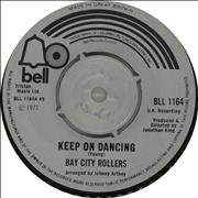 Click here for more info about 'Bay City Rollers - Keep On Dancing'