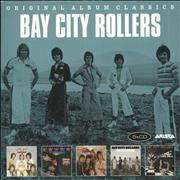 Click here for more info about 'Bay City Rollers - Original Album Classics'