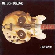 Click here for more info about 'Be Bop Deluxe - Axe Victim'