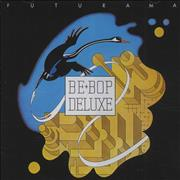 Click here for more info about 'Be Bop Deluxe - Futurama'