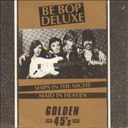 Click here for more info about 'Be Bop Deluxe - Ships In The Night'