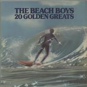 Click here for more info about 'The Beach Boys - 20 Golden Greats - Factory Sample'