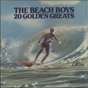 Click here for more info about 'Beach Boys - 20 Golden Greats'