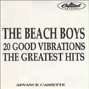 Click here for more info about 'The Beach Boys - 20 Good Vibrations The Greatest Hits'