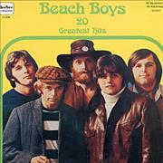 Click here for more info about 'The Beach Boys - 20 Greatest Hits - Sealed'