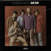 Click here for more info about 'The Beach Boys - 20/20 - Twenty - 4th'