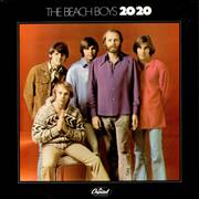 Click here for more info about 'The Beach Boys - 20/20 - Twenty - 3rd'