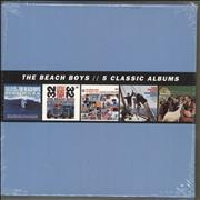 Click here for more info about 'Beach Boys - 5 Classic Albums'