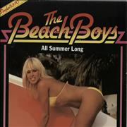 Click here for more info about 'Beach Boys - Al Summer Long - P/S'