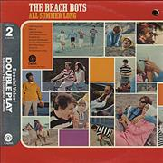 Click here for more info about 'The Beach Boys - All Summer Long / California Girls - Double Play - Sealed'