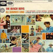 Click here for more info about 'The Beach Boys - All Summer Long - Rainbow Rim'
