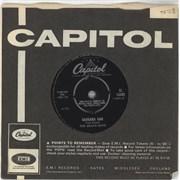 "Beach Boys Barbara Ann UK 7"" vinyl"
