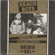 Click here for more info about 'The Beach Boys - Barbara-Ann'