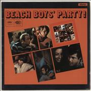 Click here for more info about 'The Beach Boys - Beach Boys' Party! - 1st'