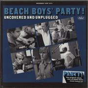 Click here for more info about 'The Beach Boys - Beach Boys' Party! Uncovered And Unplugged - Sealed'