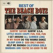 Click here for more info about 'The Beach Boys - Best Of The Beach Boys - 5th'