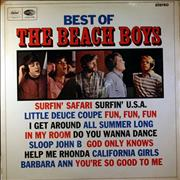 Click here for more info about 'The Beach Boys - Best Of The Beach Boys - 1st'