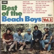 Click here for more info about 'The Beach Boys - The Best Of The Beach Boys Vol. 2 - 3rd'