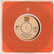 """The Beach Boys California Saga / California - 4prong UK 7"""" vinyl"""